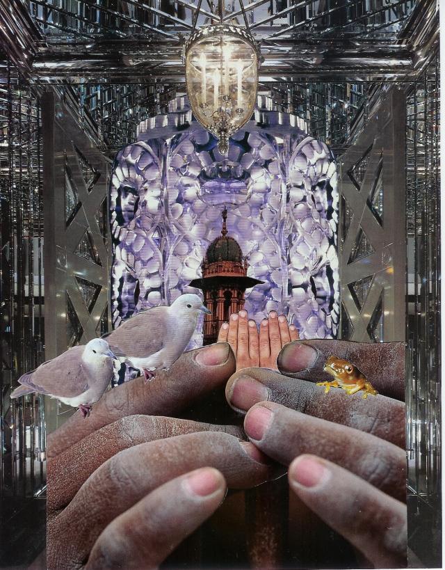 Salt Prayers Collage